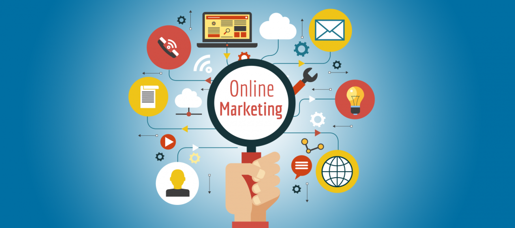 Career in Online Marketing