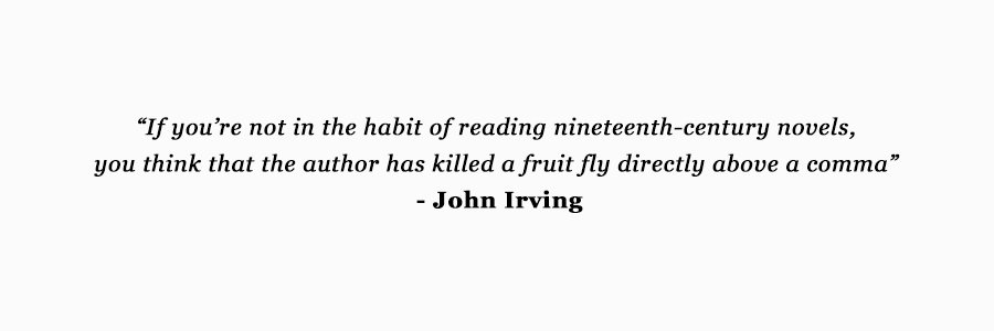 John Irving quotes