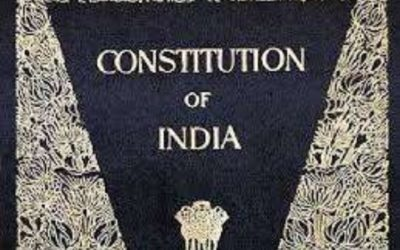 2 Things Writers should Learn from Constitution of India
