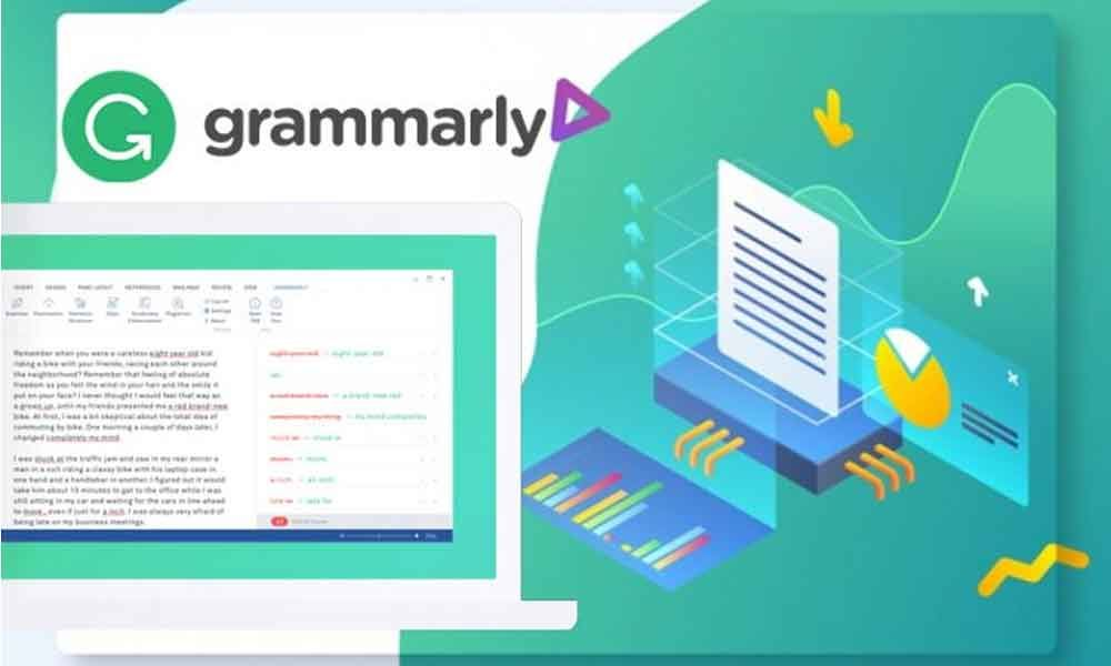 Twitter Grammarly Proofreading Software