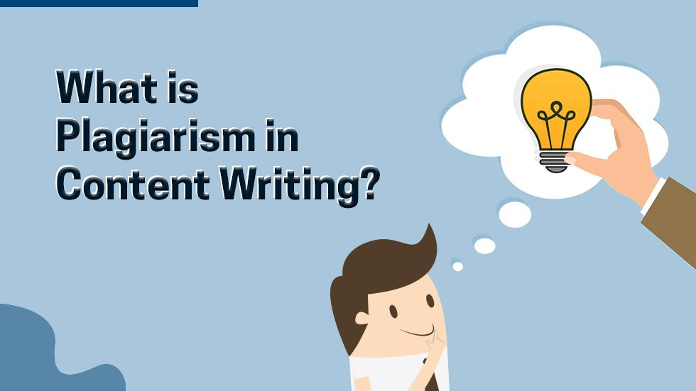 plagiarism of content writing