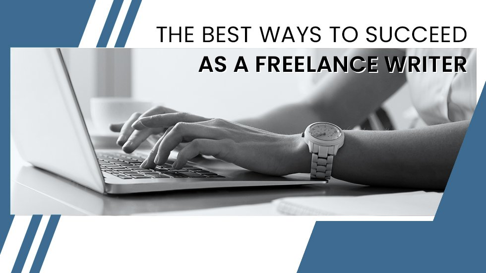 Succeed as a freelancing writer