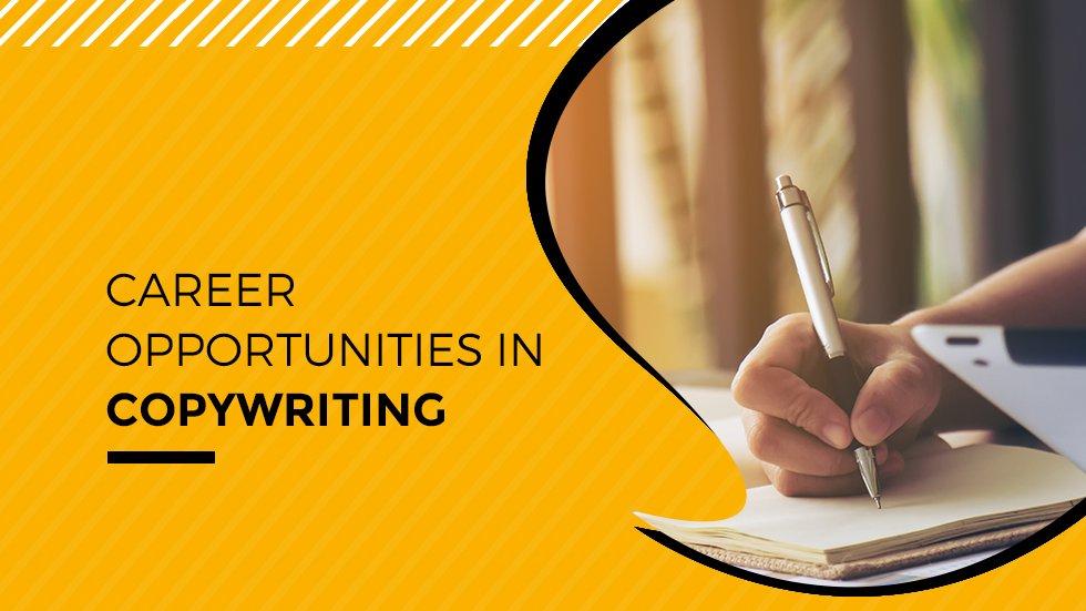 Career Opportunities in Copywriting