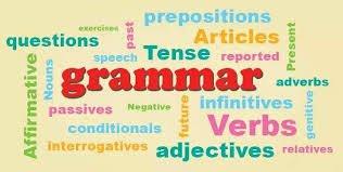 Parts of Speech- English grammar