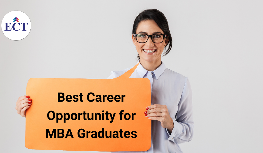 Best Career Opportunity for MBA Graduates