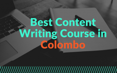 Best Content Writing Course in Colombo