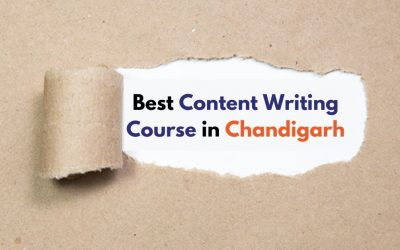 Best Content Writing Course in Chandigarh