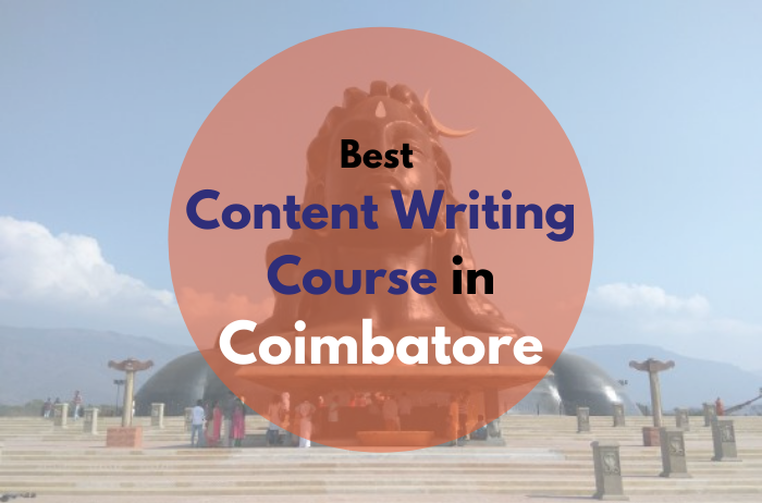 Best Content Writing Course in Coimbatore